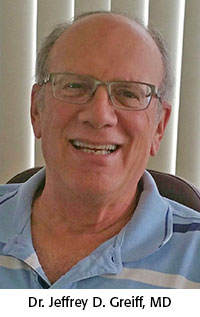 Dr. Jeffrey D. Greiff Plantation Florida Family Medicine